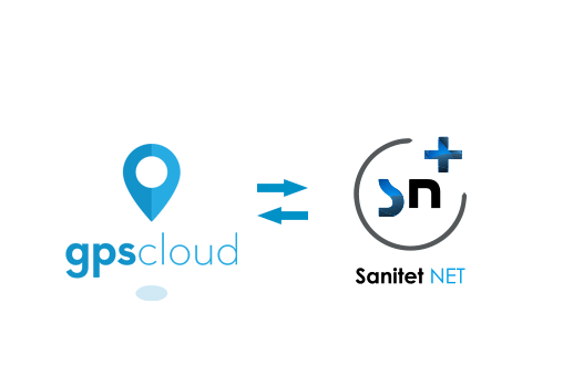 integracija sanitet net i gps cloud