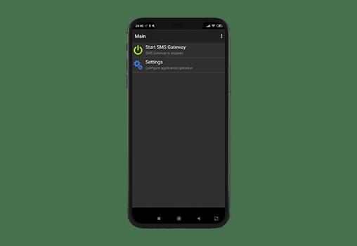 aplikacija za slanje sms-ova